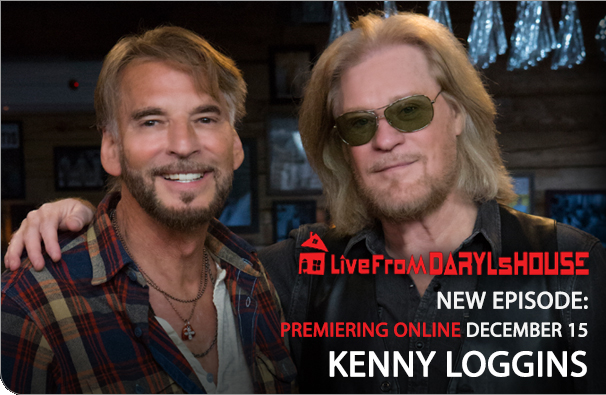 Live From Daryl's House with Daryl Hall :: Current Episode